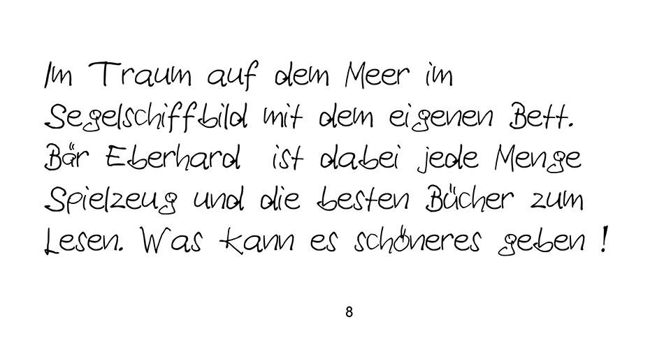 "Bild aus dem Band ""unterwegs"" Eberhard Text"